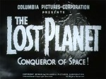 Lost Planet--titles