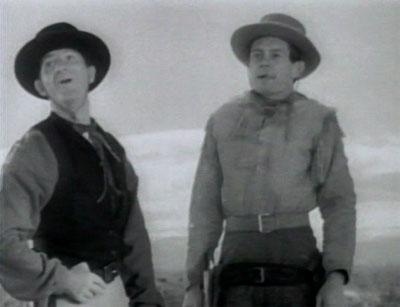 Painted Stallion--Oscar and Elmer