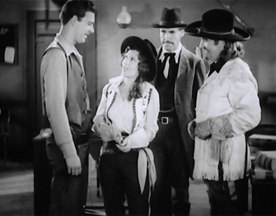 Dorothy Gulliver--Last Frontier 1