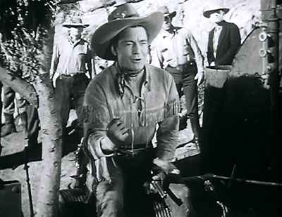 Riders of Death Valley---Buck Jones