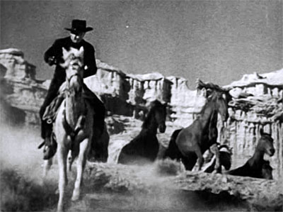 Riders of Death Valley--stampede