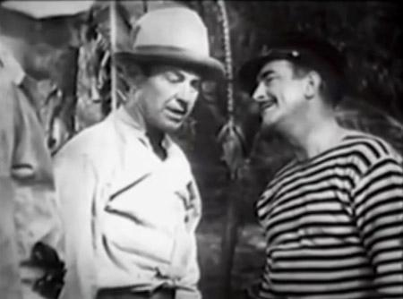 Wheeler Oakman--Lost Jungle 1