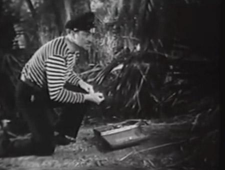 Wheeler Oakman--Lost Jungle 2