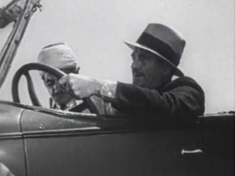 Wheeler Oakman--Rex and Rinty