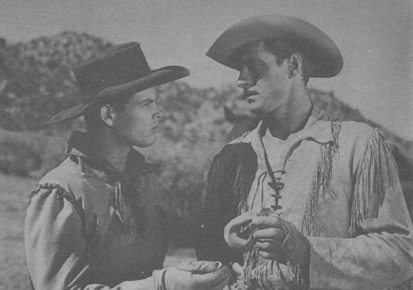 Jock Mahoney--Cody of the Pony Express 2