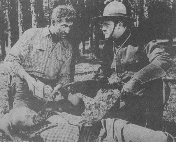 Jock Mahoney--Gunfighters of the Northwest 1