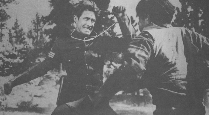 Jock Mahoney--Gunfighters of the Northwest 2