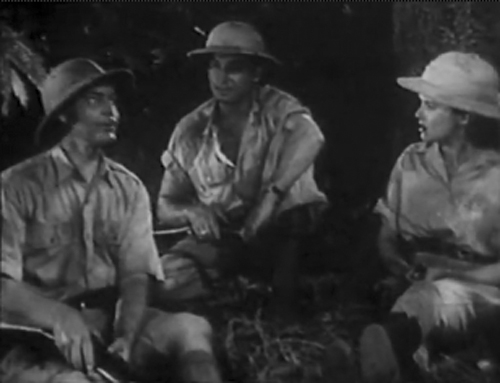 Eddie Quillan--Jungle Queen 2