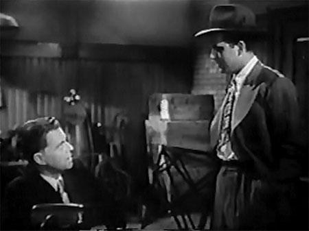 George Eldredge--Mysterious Mr. M