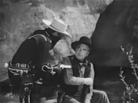 Al Ferguson--Riding with Buffalo Bill