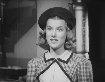 Frances Robinson--Red Barry