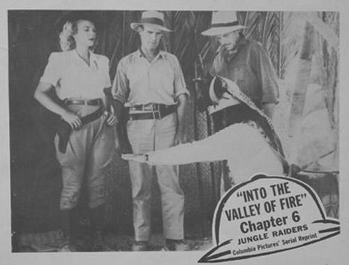 I. Stanford Jolley--Jungle Raiders