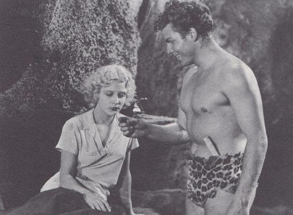 Jacqueline Wells--Tarzan 1