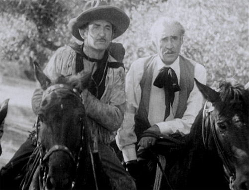 Bud Osborne--Battling with Buffalo Bill