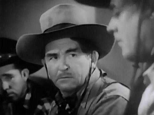 Bud Osborne--Lone Ranger
