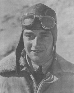 John Wayne--first
