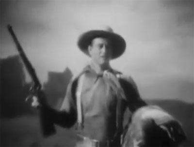 John Wayne--last