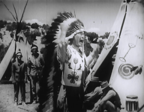 Chief Thundercloud--Bill Hickok