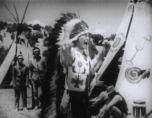 Chief Thundercloud--Bill Hickok
