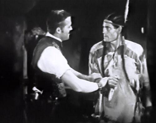 Chief Thundercloud--Custer 2