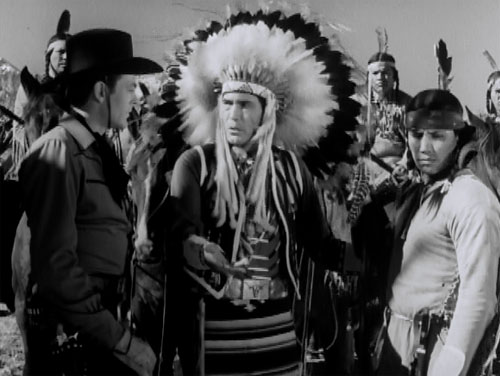 Chief Thundercloud--Daredevils