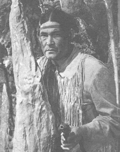 Chief Thundercloud--first