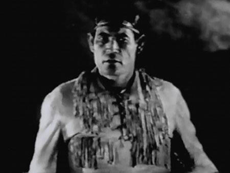 Chief Thundercloud--last