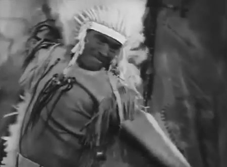 Chief Thundercloud--Raiders of Ghost City