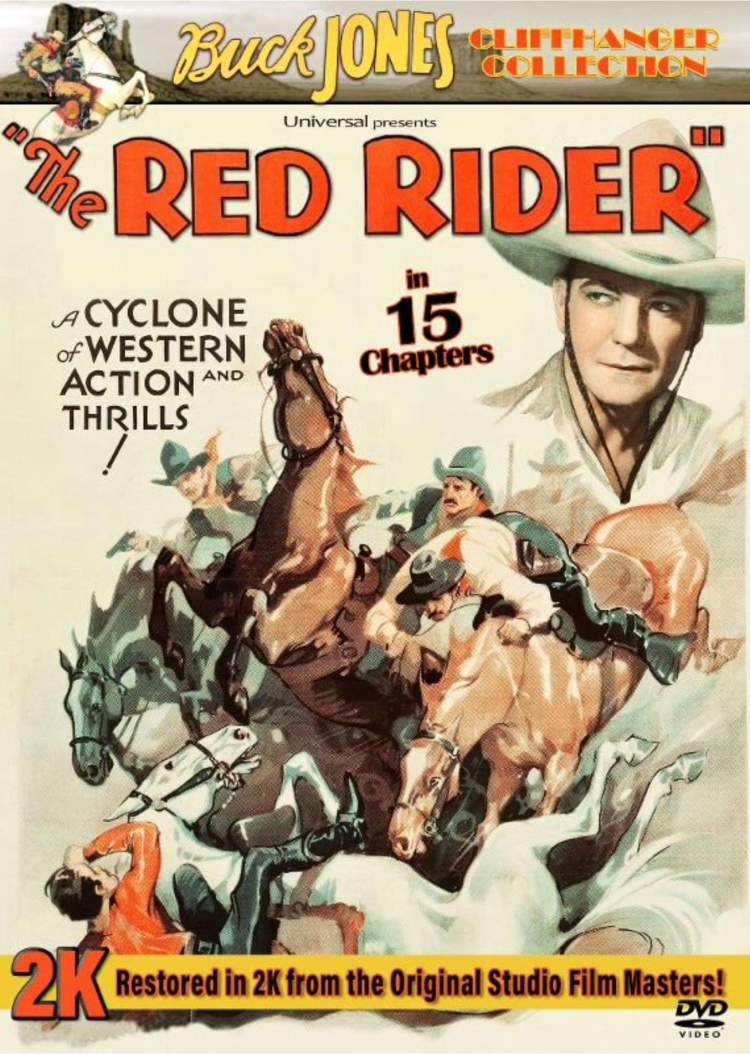 The Red Rider cover