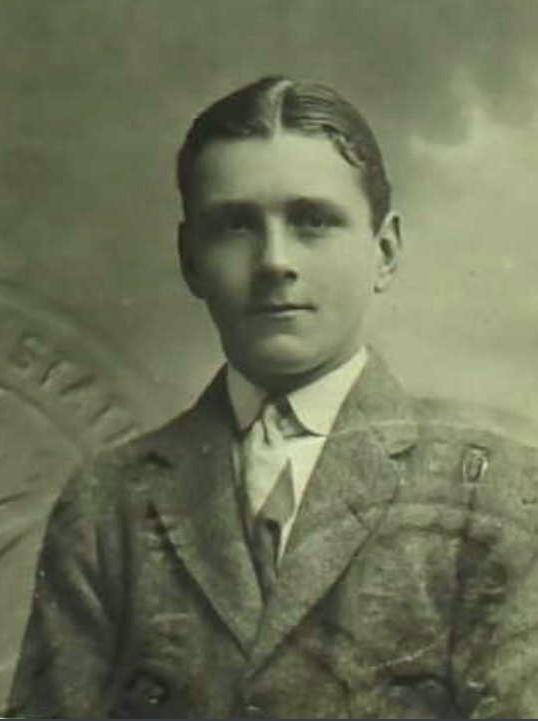 James Craven Passport Photo